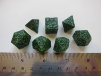 Dice : 7die QW forest green