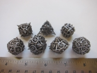 Dice : 7die SW CW thorn stainless