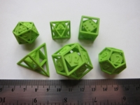 Dice : 7die SW clsn open summergreenSF