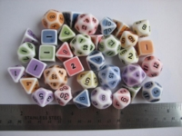 Dice : 7dieporcelain
