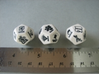 Dice : d12 28mm NPC treasure class