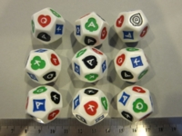 Dice : d12 game Tibbit