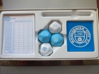 Dice : d14 game CD ManCity