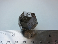 Dice : d30 Gsci precision smoke