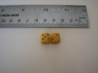 Dice : d610mmamber