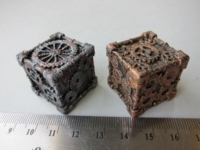 Dice : d6 1inch etsy Mechanical Oddidites steampunk